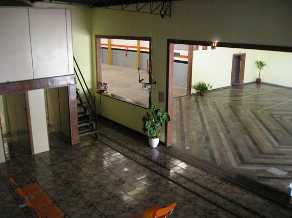 Área de espera